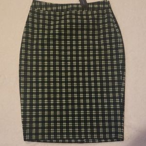 The limited pencil skirt size 0